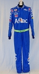 Ricky Stenhouse Aflac Simpson SFI-5 SIGNED DRIVER Suit. #5892 c40/w32/i31