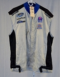 Impact NOMEX Taco Bell Outer Vest from 3pc racing suit. #5900 Chest-48