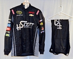 Simpson SFI-5 3pc NASCAR NOMEX Racing Fire Suit #5938 c42/w30/i31