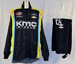 Simpson SFI-5 3pc NASCAR NOMEX Racing Fire Suit #5940 c46/w34/i30
