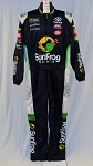 Simpson Monster SunFrog NASCAR SFI-1 Single Layer Racing Suit #5956 c48/w38/i29