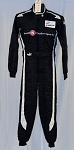 Puma IMSA Lemans Cup Level 5 Racing Race Used FIA Rated Driver Firesuit. #5982 C38/W30/I30