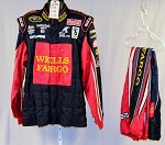 Kyle Petty Wells Fargo Sparco SFI-5 Race Used NASCAR Suit #6022 c48/w38/i37