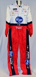 Bubba Wallace Kroger Monster 2018 Race Used NASCAR Fire Suit #6035 c46/w38/i36