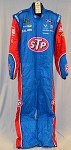 STP Bubba Wallace Monster Richard Petty Sparco SFI-5 Race Used NASCAR Suit. #6060 c52/w42/i34