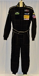 BAR1 IMSA OMP Race Used Multilayer FIA Rated Racing Suit #6157 c40/w36/i32