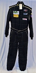 BAR1 IMSA OMP Race Used Multilayer FIA Rated Racing Suit #6162 c46/w40/i34