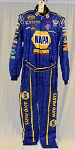NAPA DEI Sparco SFI-5 AND FIA Rated NASCAR Race Used Firesuit #6191 c42/w38/i35