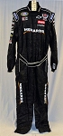 Menards DEI Sparco SFI-5 AND FIA Rated Race Used NASCAR Fire Suit #6193 c50/w44/i32