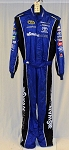 Swan Racing Impact SFI-5 Rated Race Used NASCAR Fire Suit #6202 c50/w36/i31