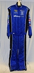 Swan Racing Impact SFI-5 Rated Race Used NASCAR Fire Suit #6230 c56/w40/i36