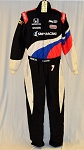 Sparco Fire Suit Mikhail Aleshin Crew Suit Indy Car FIA Rated. #6289 c42/w34/i31