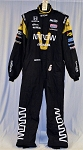James Hinchcliffe Arrow Sparco FIA Certified Indy Car Fire Suit #6291 c52/w46/i31