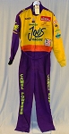 Vintage Jimmy Spencer Camel Smokin' Joe Race Used NASCAR Firesuit #6298 JAPAN
