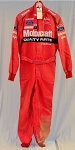 VINTAGE Morgan Shepard Bud Moore Racing Motorcraft Race Used Firesuit #6302