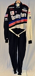 RARE Lake Speed Ford Quality Care Race Used NASCAR Fire suit. Bud Moore #6304