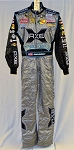 Jamie McMurray AXE SIGNED NASCAR SFI-5 DRIVER Fire Suit. AWESOME! #6309 c44/w32/i32
