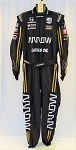 2019 James Hinchcliffe Arrow Sparco FIA Certified NTT Indy Car Fire Suit #6319 c46/w40/i31