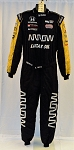 James Hinchcliffe Arrow Sparco FIA Certified Indy Car Fire Suit #6322 c44/w38/i31