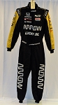 James Hinchcliffe Arrow Sparco FIA Certified Indy Car Fire Suit #6327 c42/w34/i32