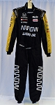 James Hinchcliffe Arrow Sparco FIA Certified Indy Car Fire Suit #6328-1 c44/w38/i31