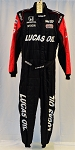 Robert Wickens Lucas Oil Sparco FIA Rated Race Used INDYCAR Pit Crew Fire Suit #6334 c42/w34/i30