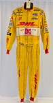 Ryan Hunter-Reay DHL Andretti Race Used Sparco SFI-5 AND FIA RATED INDYCAR Crew Fire Suit #6337 c44/w36/i32