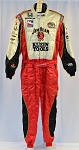 Dan Wheldon Jim Beam Sparco FIA Rated Race Used INDYCAR Crew Suit #6339 c48/w36/i31
