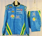 Aric Almirola Fresh From Florida Sparco SFI-5 NASCAR Fire Suit #6344 c48/w36/i27
