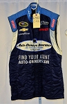 Simpson Race Used NOMEX vest. HScott Motorsports NASCAR. #6362 chest-42