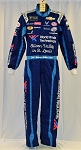 Bubba Wallace Petty 2018 NASCAR ROOKIE YEAR World Wide Technology Race Used DRIVER SUIT #6400 c38/w34/i32