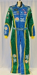 Aric Almirola Fresh From Florida Petty Sparco  NASCAR DRIVER Fire Suit #6406 c36/w32/i34