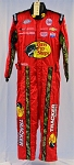 Bass Pro Shops Sparco SFI-5 RCR NASCAR Race Used Crew Firesuit #6498 c42/w36/i28