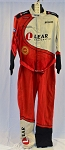 Lear UAW Pryotect Multi-layer NASCAR Racing Suit. NO SFI. #6502 c48/w40/i31