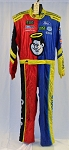 Good Sam Wood Brothers Impact SFI-5 NASCAR Monster Race Used Pit Crew Suit. #6506 c50/w40/i30