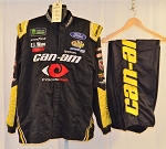 Can-Am Ford SFI-5 NASCAR Monster Energy Crew Racing Suit #6517 c54/w50/i34