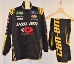 Can-Am Ford SFI-5 NASCAR Monster Energy Crew Racing Suit #6518 c46/w34/i32