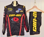 Can-Am Ford SFI-5 NASCAR Monster Energy Crew Racing Suit #6521 c42/w38/i32
