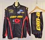 Can-Am Ford SFI-5 NASCAR Monster Energy Crew Racing Suit #6522 c54/w44/i33