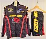 Can-Am Ford SFI-5 NASCAR Monster Energy Crew Racing Suit #6525 c50/w42/i35