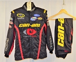 Can-Am Ford SFI-5 NASCAR Monster Energy Crew Racing Suit #6526 c46/w38/i33