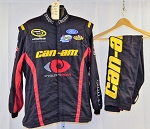 Can-Am Ford SFI-5 NASCAR Monster Energy Crew Racing Suit #6527 c50/w36/i32