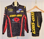 Can-Am Ford SFI-5 NASCAR Monster Energy Crew Racing Suit #6528 c42/w36/i31