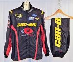 Can-Am Ford SFI-5 NASCAR Monster Energy Crew Racing Suit #6529 c50/w42/i33
