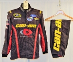 Can-Am Ford SFI-5 NASCAR Monster Energy Crew Racing Suit #6531 c42/w36/i31