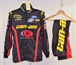Can-Am Ford SFI-5 NASCAR Monster Energy Crew Racing Suit #6532 c42/w36/i32