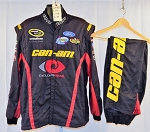 Can-Am Ford SFI-5 NASCAR Monster Energy Crew Racing Suit #6533 c54/w48/i34