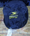 Mike Bliss Impact Race Used NASCAR Helmet Bag