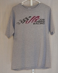 Joe Gibbs Racing Team Issued NASCAR Work Shirt SIZE LARGE