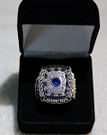 Kyle Busch 2009 NASCAR Nationwide Series CHAMPIONSHIP RING. Joe Gibbs Racing